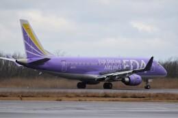 もぐ3さんが、新潟空港で撮影したフジドリームエアラインズ ERJ-170-200 (ERJ-175STD)の航空フォト(飛行機 写真・画像)