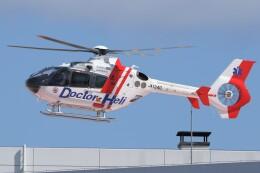 デデゴンさんが、石見空港で撮影した中日本航空 EC135P2+の航空フォト(飛行機 写真・画像)