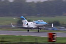 Assk5338さんが、松本空港で撮影した日本法人所有 HA-420の航空フォト(飛行機 写真・画像)