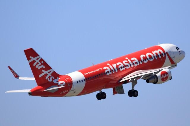 walker2000さんが、中部国際空港で撮影したエアアジア・ジャパン A320-216の航空フォト(飛行機 写真・画像)
