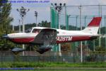 Chofu Spotter Ariaさんが、調布飛行場で撮影した日本個人所有 PA-28-181 Archer IIIの航空フォト(飛行機 写真・画像)