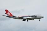 LEGACY-747さんが、成田国際空港で撮影したカーゴルクス・イタリア 747-4R7F/SCDの航空フォト(飛行機 写真・画像)