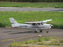F.YUKIHIDEさんが、岡南飛行場で撮影した九州航空 172R Skyhawkの航空フォト(飛行機 写真・画像)