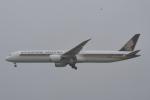 LEGACY-747さんが、成田国際空港で撮影したシンガポール航空 787-10の航空フォト(飛行機 写真・画像)