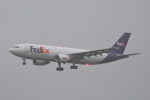 LEGACY-747さんが、成田国際空港で撮影したフェデックス・エクスプレス A300F4-605Rの航空フォト(飛行機 写真・画像)