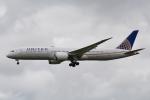 LEGACY-747さんが、成田国際空港で撮影したユナイテッド航空 787-9の航空フォト(飛行機 写真・画像)
