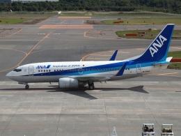 FT51ANさんが、新千歳空港で撮影した全日空 737-781の航空フォト(飛行機 写真・画像)