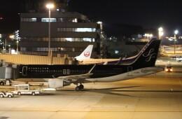 flyflygoさんが、福岡空港で撮影したスターフライヤー A320-214の航空フォト(飛行機 写真・画像)