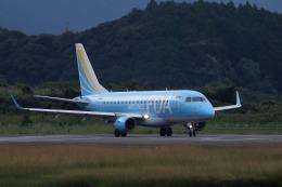Tony Nishihataさんが、静岡空港で撮影したフジドリームエアラインズ ERJ-170-100 (ERJ-170STD)の航空フォト(飛行機 写真・画像)