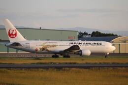 flyflygoさんが、熊本空港で撮影した日本航空 767-346/ERの航空フォト(飛行機 写真・画像)
