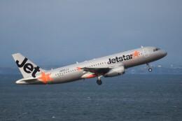 PIRORINGさんが、中部国際空港で撮影したジェットスター・ジャパン A320-232の航空フォト(飛行機 写真・画像)