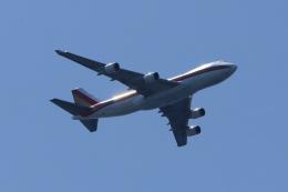 imosaさんが、横田基地で撮影したカリッタ エア 747-481F/SCDの航空フォト(飛行機 写真・画像)