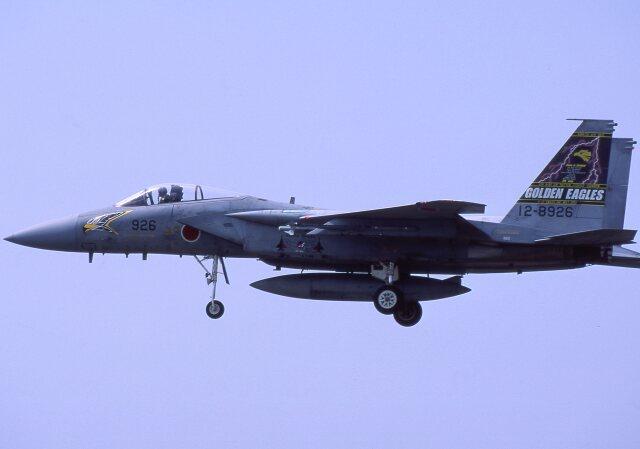 F-4さんが、小松空港で撮影した航空自衛隊 F-15J Eagleの航空フォト(飛行機 写真・画像)