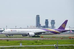 SGR RT 改さんが、成田国際空港で撮影したタイ国際航空 777-3AL/ERの航空フォト(飛行機 写真・画像)