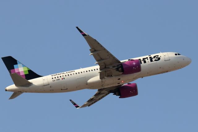 キャスバルさんが、フェニックス・スカイハーバー国際空港で撮影したボラリス A320-271Nの航空フォト(飛行機 写真・画像)