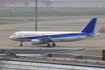 エアポートひたちさんが、羽田空港で撮影した全日空 A320-214の航空フォト(写真)