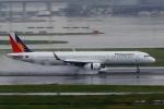 kaeru6006さんが、羽田空港で撮影したフィリピン航空 A321-231の航空フォト(飛行機 写真・画像)