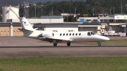 Takashi neon-pa2Nさんが、函館空港で撮影した中日本航空 560 Citation Vの航空フォト(飛行機 写真・画像)