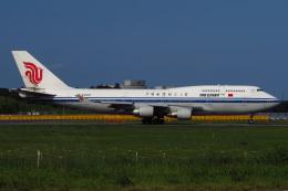 じゃがさんが、成田国際空港で撮影した中国国際航空 747-4J6の航空フォト(飛行機 写真・画像)