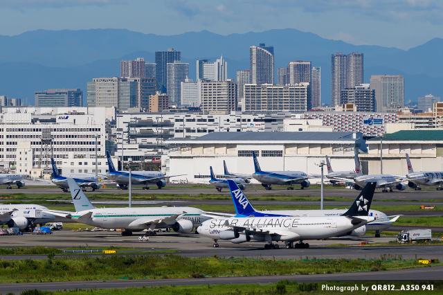 kina309さんが、羽田空港で撮影したZIPAIR 787-8 Dreamlinerの航空フォト(飛行機 写真・画像)