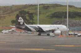 BOEING737MAX-8さんが、オークランド空港で撮影したニュージーランド航空 A320-232の航空フォト(飛行機 写真・画像)