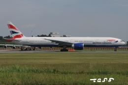 tassさんが、成田国際空港で撮影したブリティッシュ・エアウェイズ 777-36N/ERの航空フォト(飛行機 写真・画像)