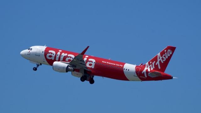 かっきーさんが、中部国際空港で撮影したエアアジア・ジャパン A320-216の航空フォト(飛行機 写真・画像)