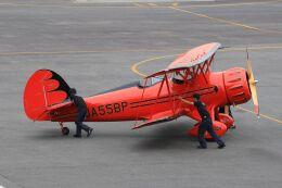 しょうせいさんが、岡南飛行場で撮影した日本個人所有 YMF-F5Cの航空フォト(飛行機 写真・画像)