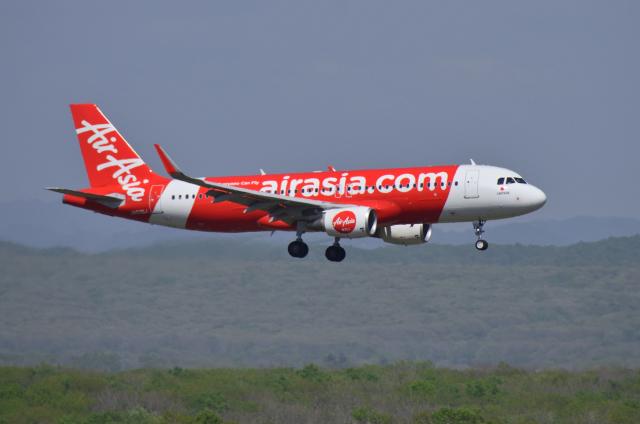 EC5Wさんが、新千歳空港で撮影したエアアジア・ジャパン A320-216の航空フォト(飛行機 写真・画像)