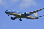 パンダさんが、成田国際空港で撮影したベトナム航空 787-10の航空フォト(飛行機 写真・画像)