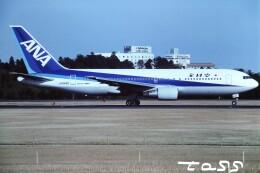 tassさんが、成田国際空港で撮影した全日空 767-281の航空フォト(飛行機 写真・画像)
