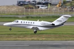 aki241012さんが、福岡空港で撮影したオートパンサー 525A Citation CJ2の航空フォト(飛行機 写真・画像)