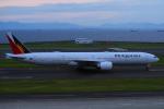 yabyanさんが、中部国際空港で撮影したフィリピン航空 777-3F6/ERの航空フォト(飛行機 写真・画像)