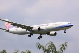 けいとパパさんが、成田国際空港で撮影したチャイナエアライン A330-302の航空フォト(飛行機 写真・画像)