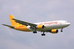 けいとパパさんが、成田国際空港で撮影したエアー・ホンコン A300F4-605Rの航空フォト(飛行機 写真・画像)
