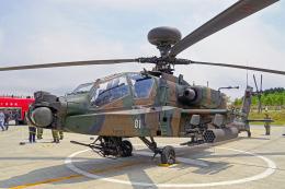 ちゃぽんさんが、キャンプ富士で撮影した陸上自衛隊 AH-64Dの航空フォト(飛行機 写真・画像)
