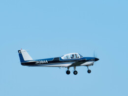 pcmediaさんが、静岡空港で撮影した日本個人所有 FA-200-180AO Aero Subaruの航空フォト(飛行機 写真・画像)