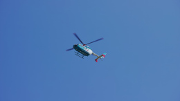 jp arrowさんが、名古屋飛行場で撮影した中日新聞社 BK117C-2の航空フォト(飛行機 写真・画像)