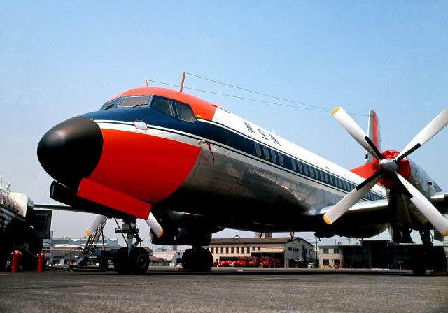 Y.Todaさんが、羽田空港で撮影した国土交通省 航空局 YS-11-104の航空フォト(飛行機 写真・画像)