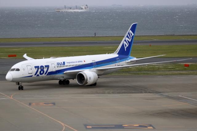 K_UNITED®さんが、羽田空港で撮影した全日空 787-8 Dreamlinerの航空フォト(飛行機 写真・画像)