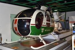 ほてるやんきーさんが、バンドー神戸青少年科学館で撮影した神戸市航空機動隊 369HSの航空フォト(飛行機 写真・画像)