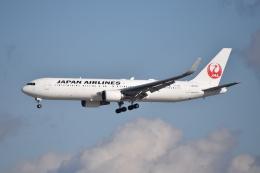 turenoアカクロさんが、成田国際空港で撮影した日本航空 767-346/ERの航空フォト(飛行機 写真・画像)