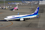 yabyanさんが、中部国際空港で撮影した全日空 737-8ALの航空フォト(飛行機 写真・画像)