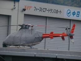 チダ.ニックさんが、静岡ヘリポートで撮影した新日本ヘリコプター 407の航空フォト(飛行機 写真・画像)