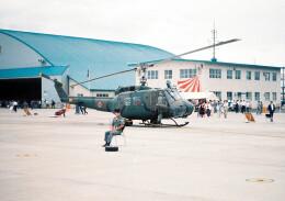 masahiさんが、三沢飛行場で撮影した陸上自衛隊 UH-1Hの航空フォト(飛行機 写真・画像)