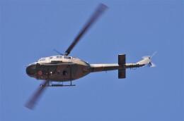 mild lifeさんが、伊丹駐屯地で撮影した陸上自衛隊 UH-1Hの航空フォト(飛行機 写真・画像)