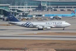 OMAさんが、仁川国際空港で撮影したチャイナエアライン 747-409の航空フォト(飛行機 写真・画像)