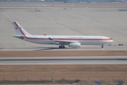 OMAさんが、仁川国際空港で撮影したガルーダ・インドネシア航空 A330-343Xの航空フォト(飛行機 写真・画像)