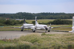 meijeanさんが、能登空港で撮影した日本航空学園 YS-11A-500の航空フォト(飛行機 写真・画像)