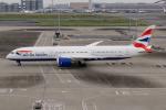kuraykiさんが、羽田空港で撮影したブリティッシュ・エアウェイズ 787-9の航空フォト(飛行機 写真・画像)